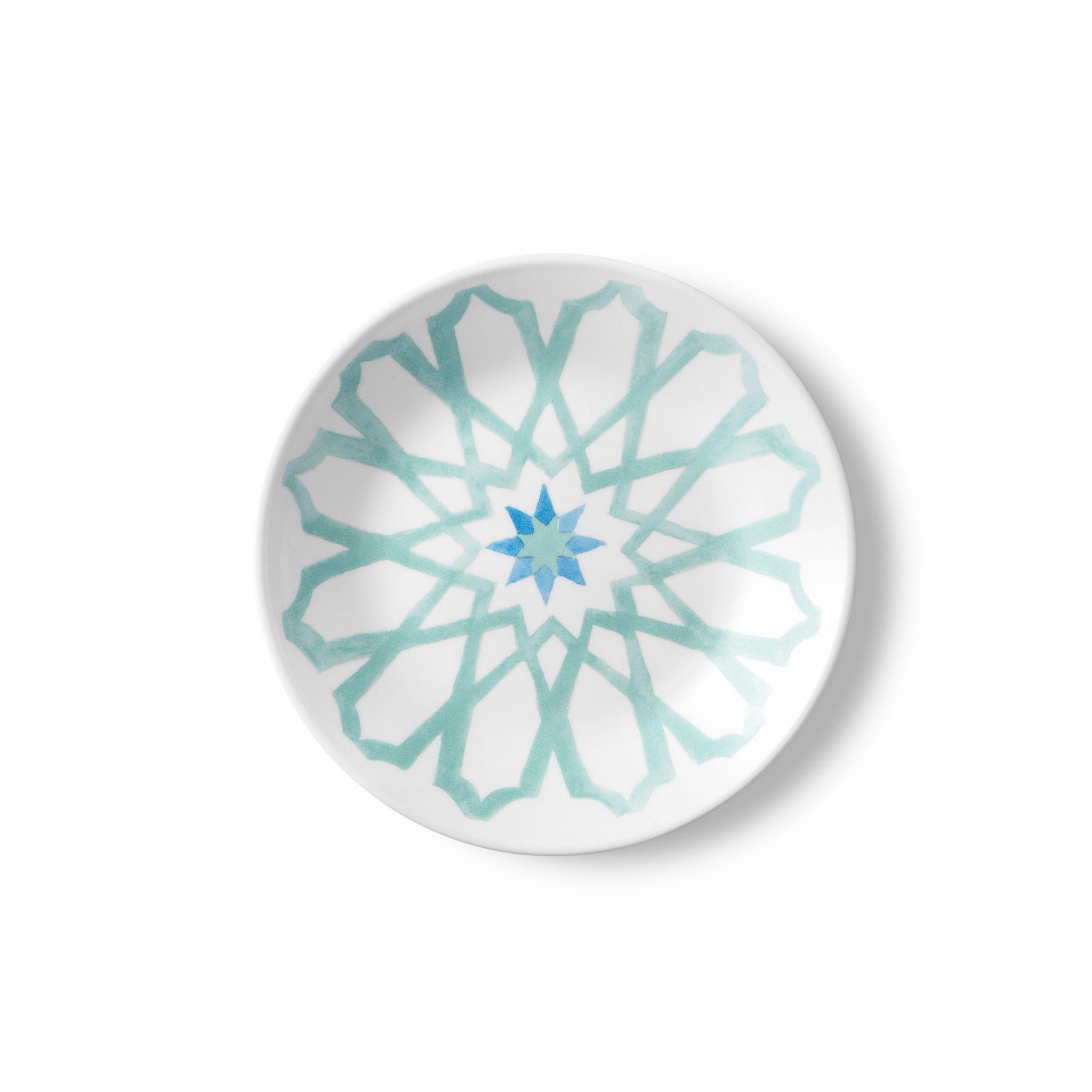 Corelle Amalfi Verde 6.75? Appetizer Plate