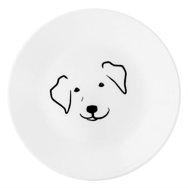 "My Best Friend 6.75"" Appetizer Plate"