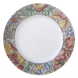 Impressions™ Watercolors Dinner Plate