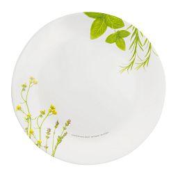 """Livingware™ European Herbs 10.25"""" Plate"""