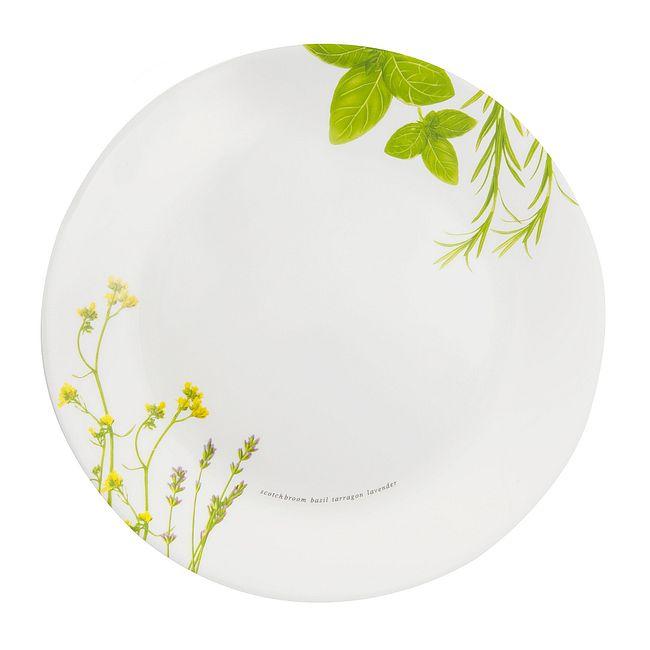 "European Herbs 10.25"" Dinner Plate"