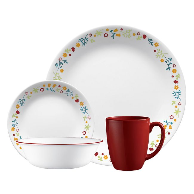Febe 16-piece Dinnerware Set, Service for 4