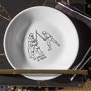 "6.75"" Appetizer Plate: Star Wars™ - Luke Skywalker™/Darth Vader™"