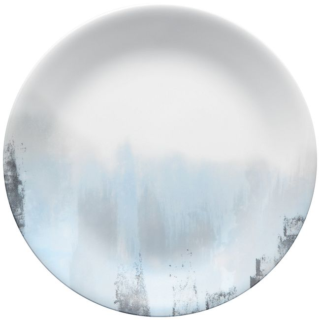 "Tranquil Reflection 8.5"" Salad Plate"
