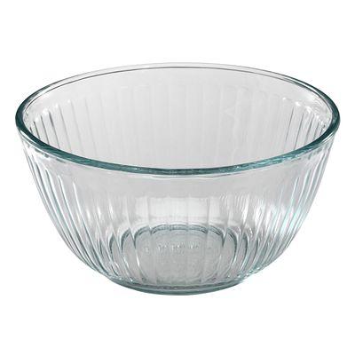 Pyrex 1.5-Qt Sculpted Mixing Bowl