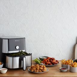 Instant™ Vortex™ Plus 6-quart Air Fryer displayed with food