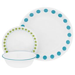 South Beach 18-pc Dinnerware Set