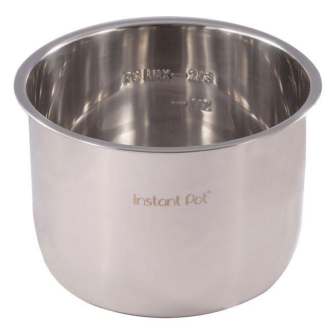 Instant Pot® 8-quart Stainless Steel Inner Cooking Pot