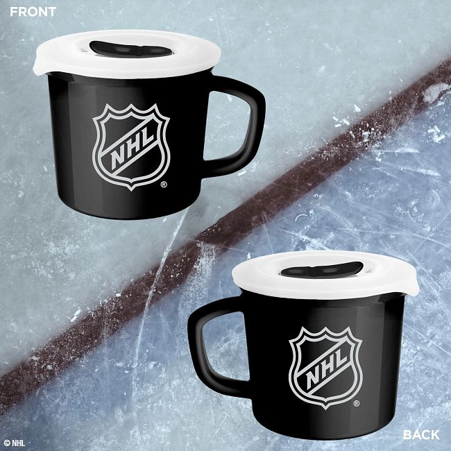 NHL® Collector's Edition 20-ounce Meal Mug™ with Lid