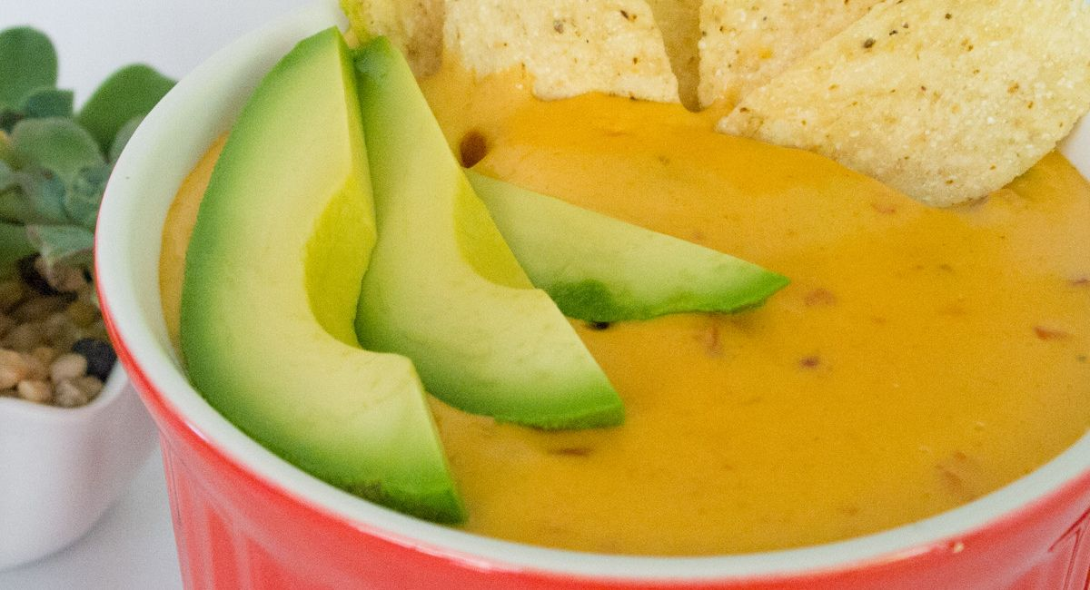 Quick and Easy Queso Dip