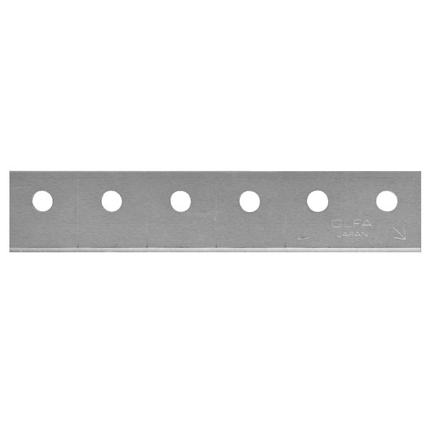 Carton Cutter Snap-Off Blades, 5 pack (CTB-5)