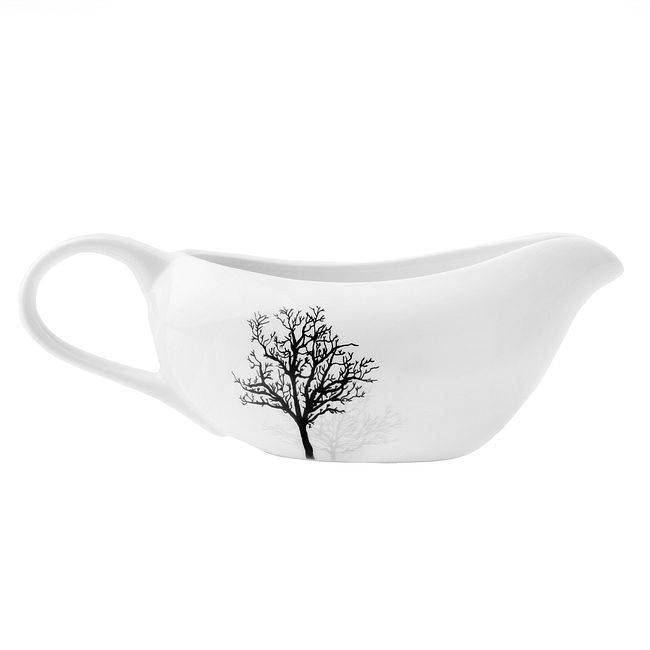 Timber Shadows Gravy Boat