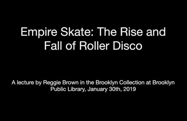 Empire Skate: The Rise and Fall of Roller Disco w...