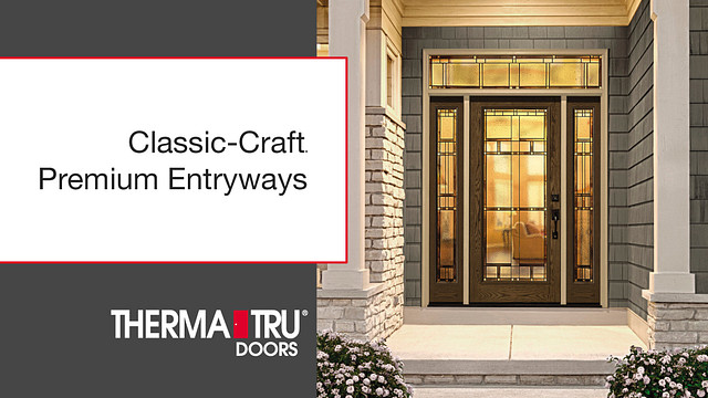 Classic-Craft® Rustic Collection™ CCR1423SL video thumbnail